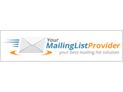 A logo for YMLP - Bulk Emailer Provider - used for mass emailers